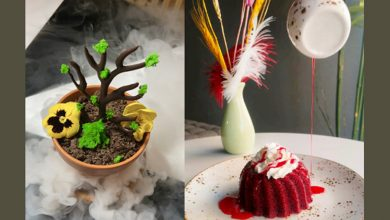dessert specialist who is on a hunt for the best desserts in the UAE
