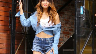 Paridhi Pandey, an emerging face of Fitness Fashionistas in India