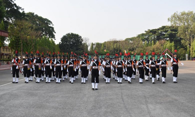 First Batch of Women Military Police Inducted Into the Indian Army