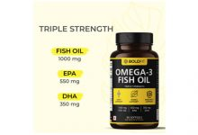 Boost your Omega intake with Boldfit Fish Oil