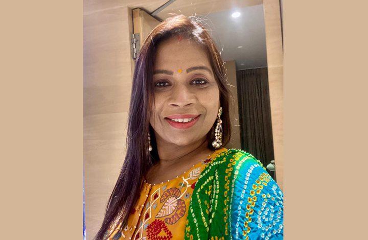 Shalini Sanghai a Surat-based Fashion Designer aspires to go national as well as international platforms