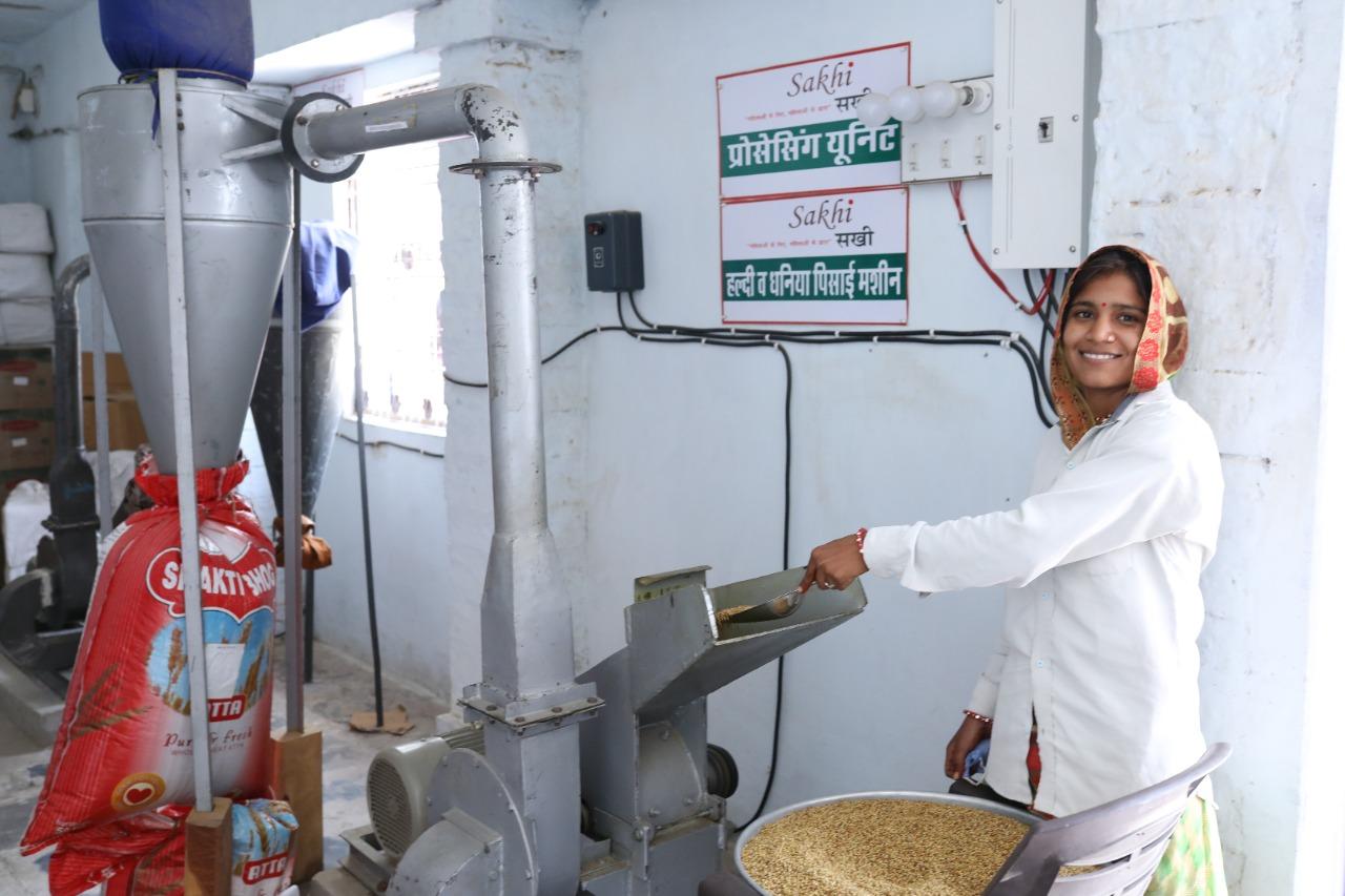 Sakhi - Hindustan Zinc's comprehensive approach to Women Empowerment through MSMEs