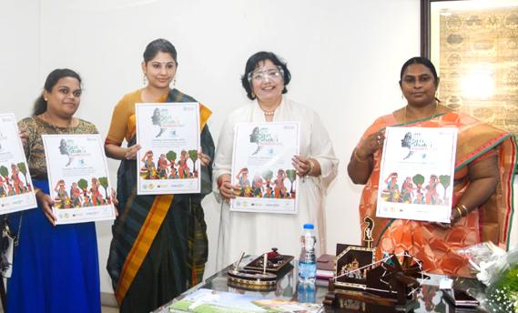 TCEI's 4th Stri Shakti Awards 2021 is a good initiative: Ms. Smita Sabharwal