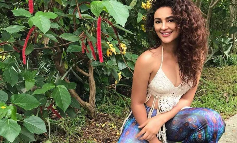 Seerat Kapoor shares the BTS video As she is ready to roll for Dil Raju's next