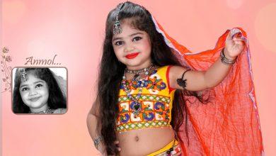 Anmol Raju Singh - A Female Child Artist