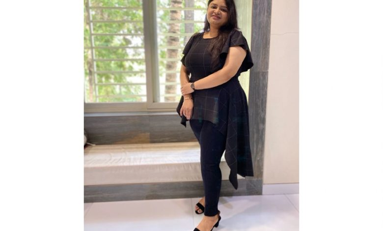 A home is something that's probably gonna leave mesmerising imprints for life: Kirti Gangani